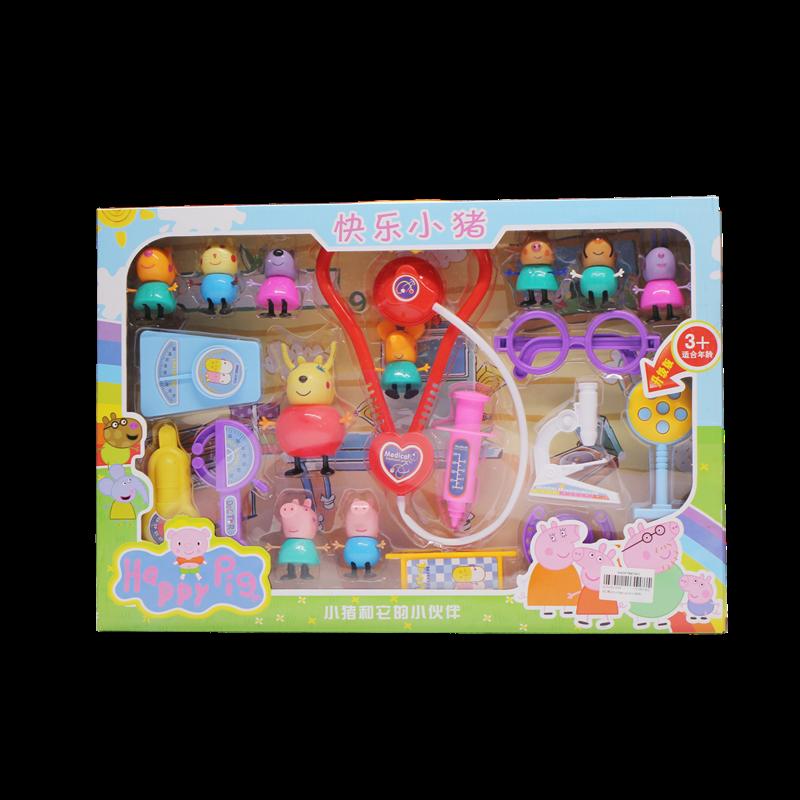 Bộ đồ chơi bác sỹ nhà lợn Peppa Pig 9086