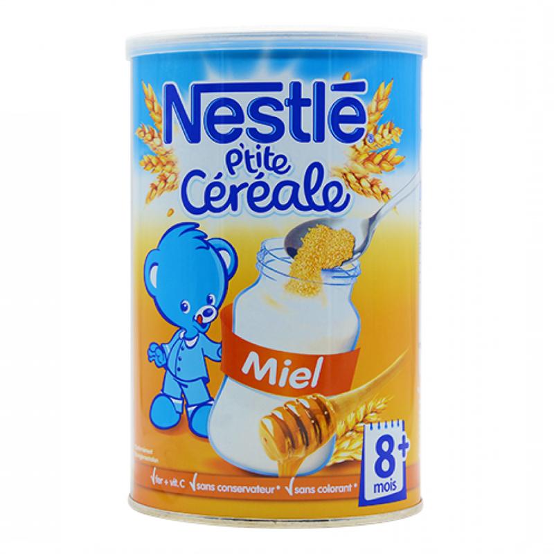 Bot pha sua Nestle vi mat ong 8M+ (400g)