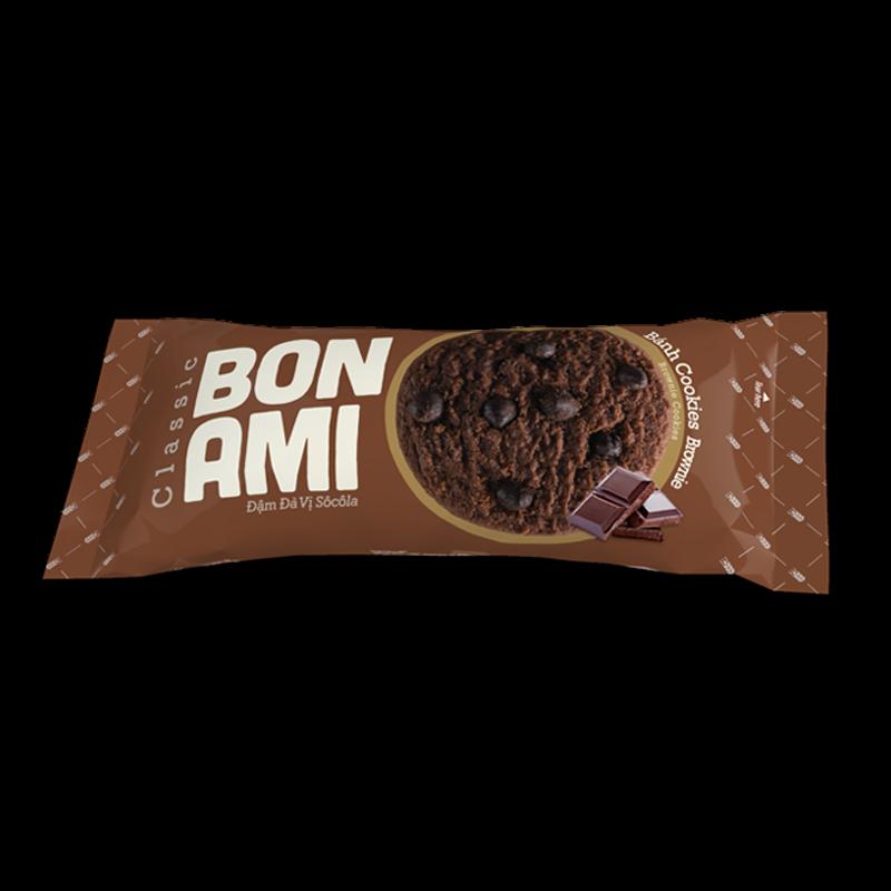 Bánh Cookies Bon Ami - Brownie socola (80gr)