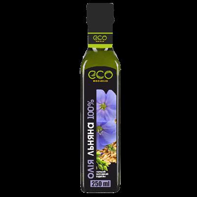 Dầu hạt lanh Eco 250ml