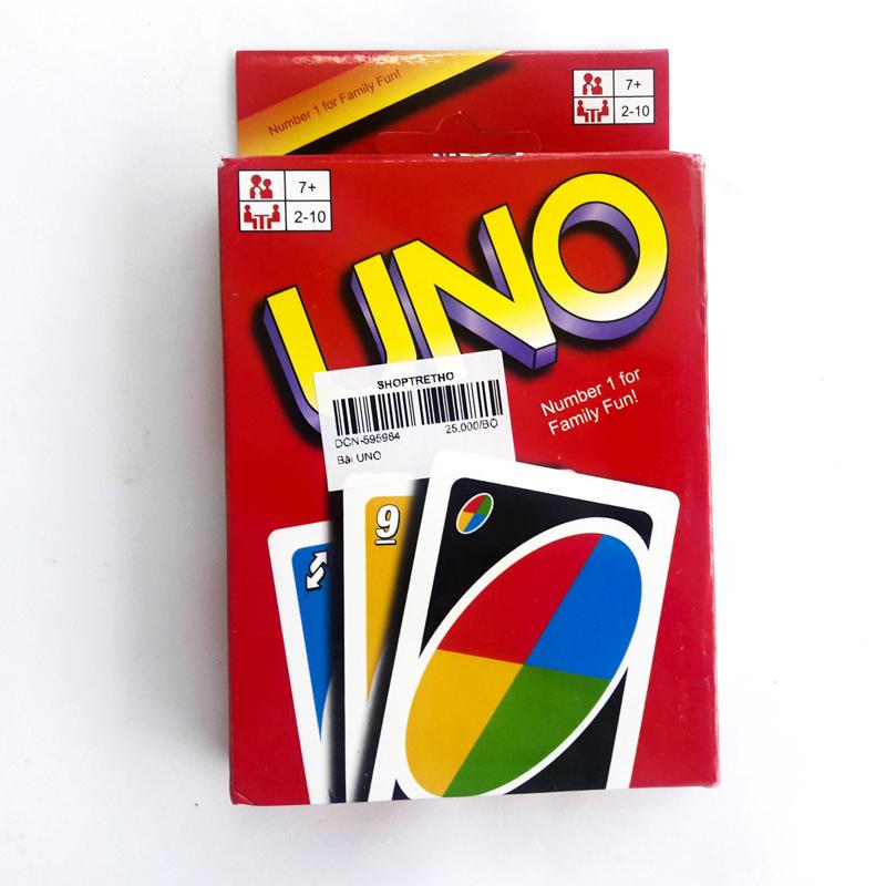 Bài UNO - trò chơi giải trí số 1