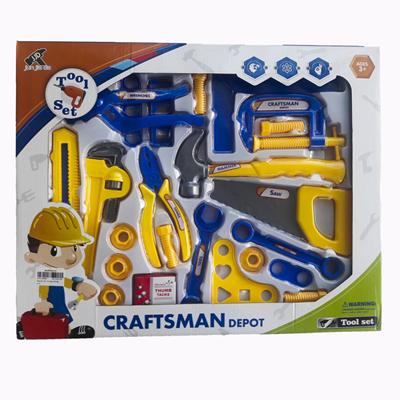 Bộ đồ chơi dụng cụ kỹ sư No.6101