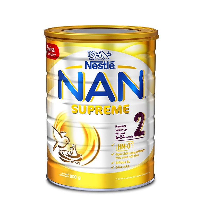 Sua Nan Supreme so 2 800g (6-24 thang)
