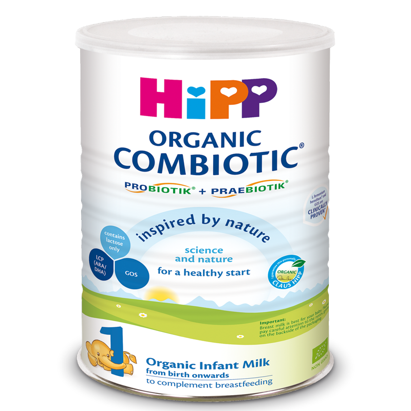 Sua bot Combiotic HiPP so 1 - 800g (0-6 thang)