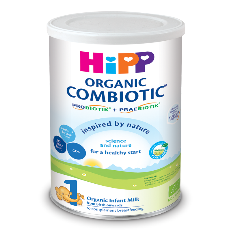 Sua bot HiPP Combiotic so 1 350g (0-6 thang)