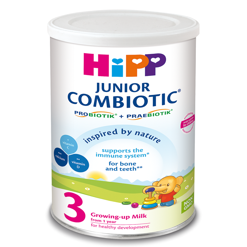 Sữa bột HiPP Combiotic số 3 350g (từ 1 tuổi trở lên)