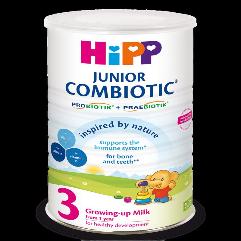 Sua bot HiPP Combiotic so 3 800g (1-3 tuoi)