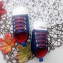 Giày tập đi bé trai dây ngang (3-18M)