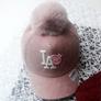 Mũ lưỡi trai chóp bông LA (2+)