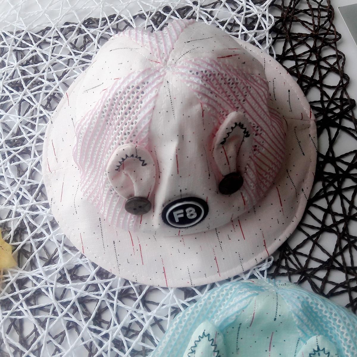 Mũ vành tròn lưới F8 (3-24M)