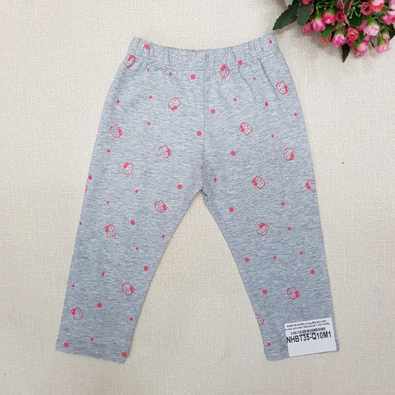 Quan legging be gai in hinh Kitty TE2009 (1-4T)