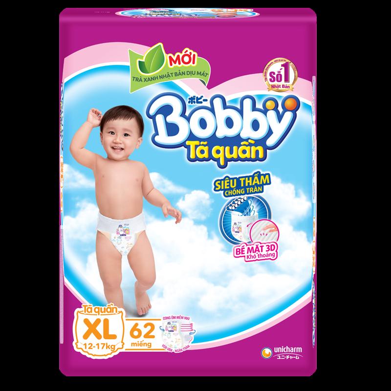 Ta - Bim dan Bobby sieu mong XL62 (12-17kg)