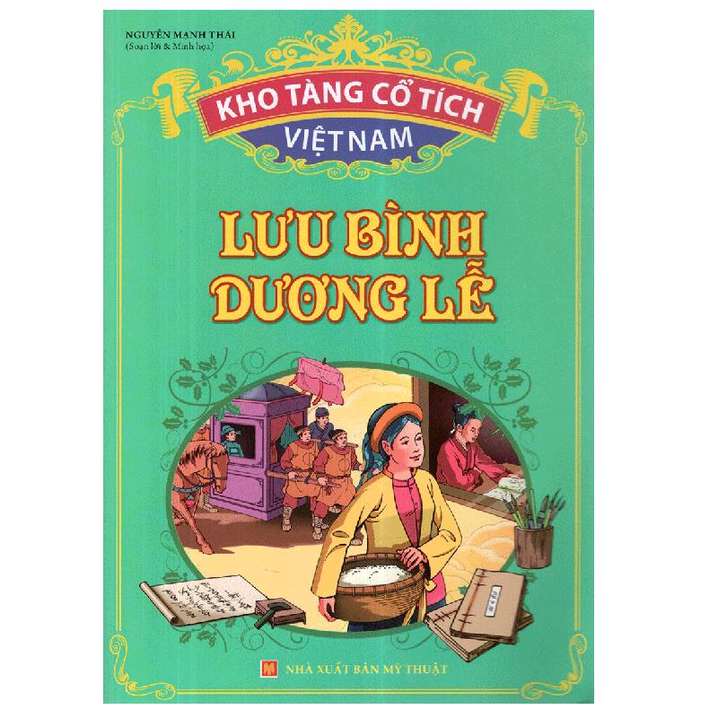 Kho tàng cổ tích Việt Nam - Lưu Bình Dương Lễ