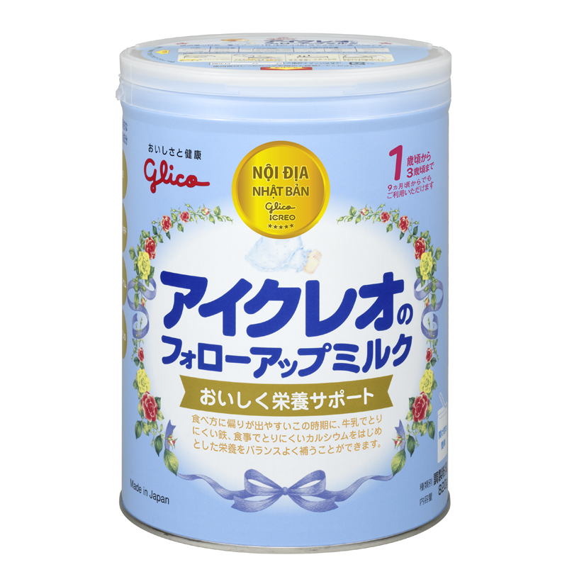 Glico Icreo Nhật Bản số 1 (9-36 tháng)