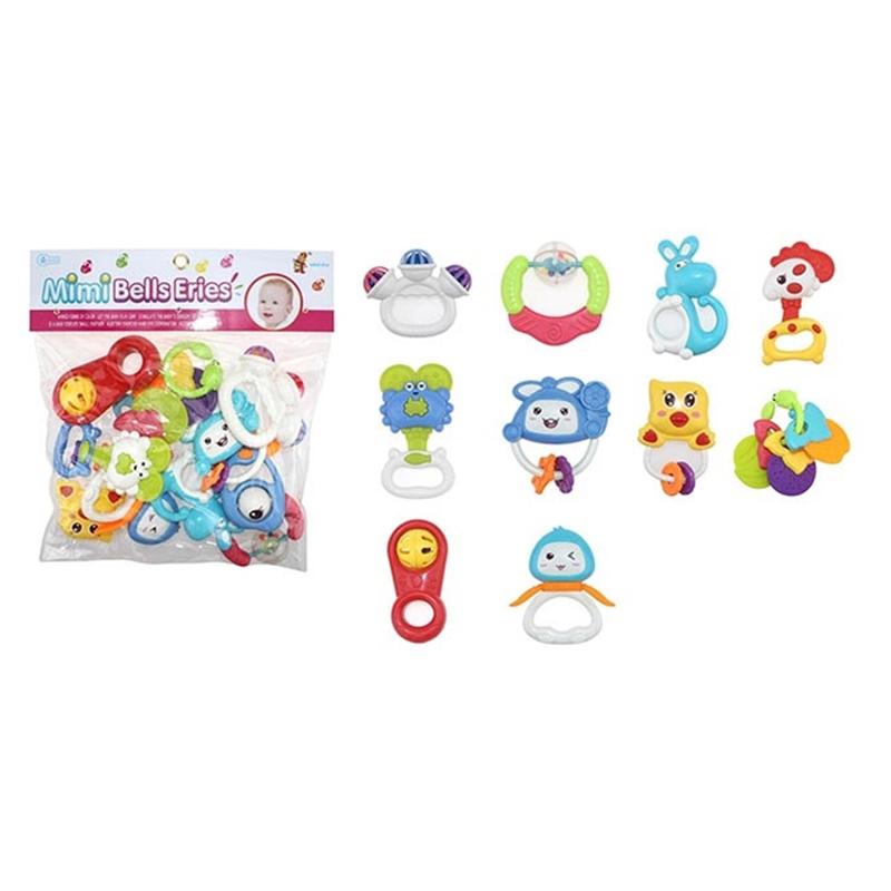 Đồ chơi xúc xắc 10 chiếc Toys House 776-16
