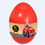 Đồ chơi quả trứng thần kỳ Vijago - Xe cứu hỏa VJG004