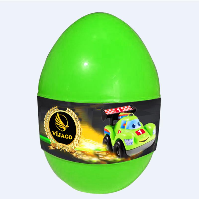 Đồ chơi quả trứng thần kỳ Vijago - Xe đua 1 VJG007