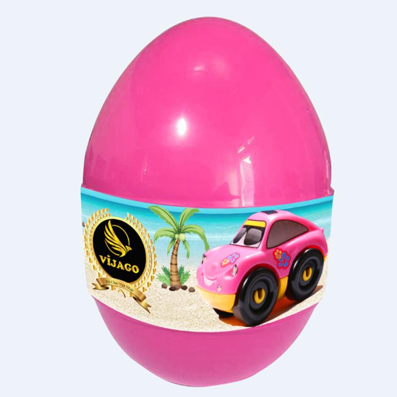 Đồ chơi quả trứng ô tô thần kỳ Vijago - Xe con VJG001