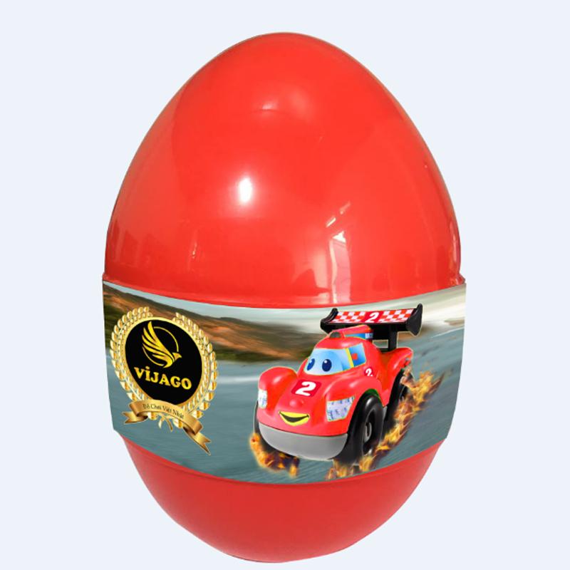 Đồ chơi quả trứng thần kỳ Vijago - Xe đua 2 VJG008
