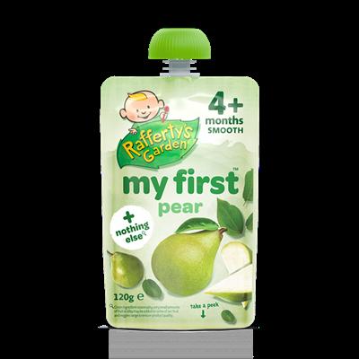 Thức ăn dinh dưỡng quả lê đầu tiên Rafferty's Garden 4M+