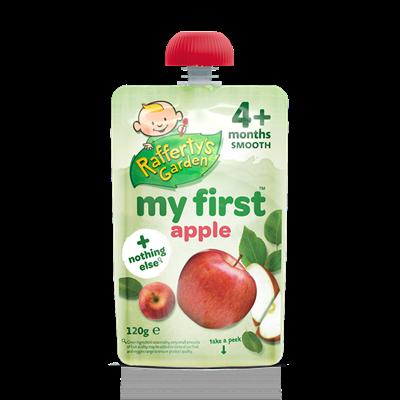 Thức ăn dinh dưỡng quả táo đầu tiên Rafferty's Garden 4M+