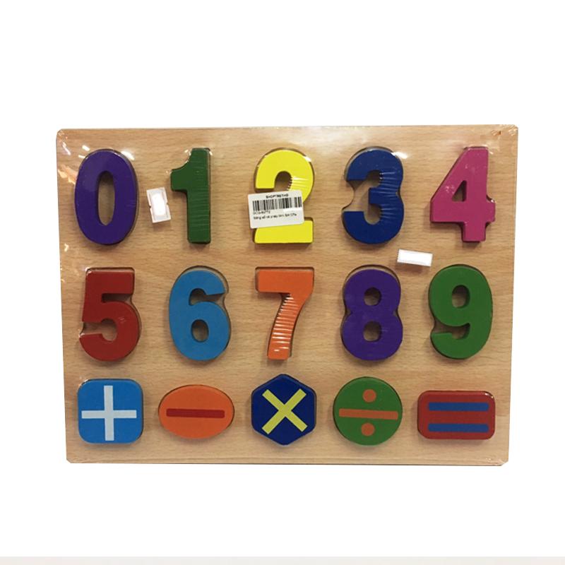 Bảng số và phép tính BA127a