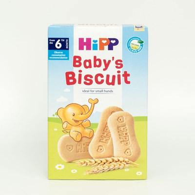 Bánh bích quy siêu sạch HiPP baby's biscuit 150g