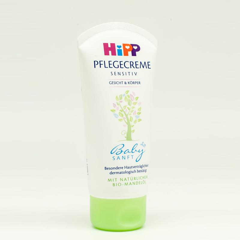 Kem dưỡng da trẻ em HiPP organic E-9620