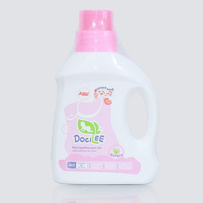 Nước giặt xả 2in1 Docilee hồng (1 lít)