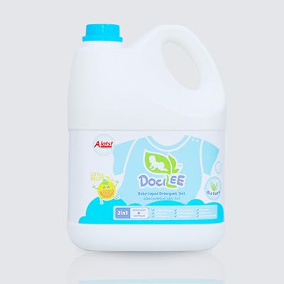 Nước giặt xả 2in1 Docilee xanh (3 lít)