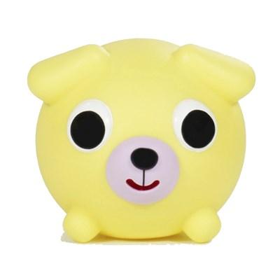 Đồ chơi bóp chíp quả bóng Sankyo Toys hình cún