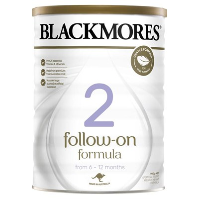 Sữa Blackmores Follow-on số 2 (900gr)