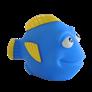 Đồ chơi bồn tắm cá phun nước Farlin DC-20044