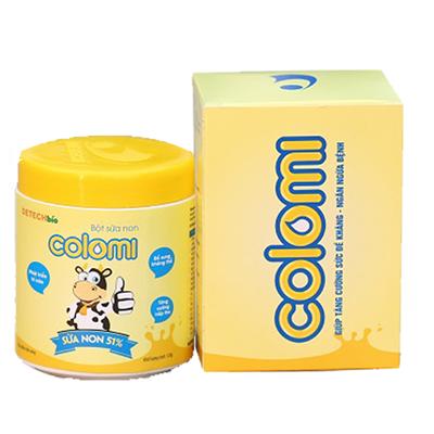 Sữa non Colomi 130g (dạng bột)
