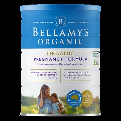 Sữa bầu Bellamy's Organic (900g)