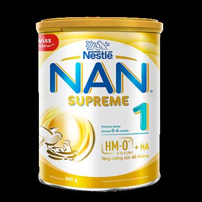 Sữa Nan Supreme số 1 400g (0-6M)
