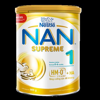 Sữa Nan Supreme số 1 800g (0-6M)