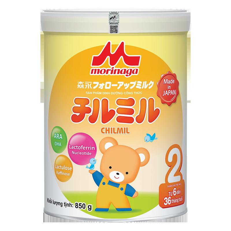 Sữa Morinaga Chilmil số 2 (850g)