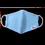 Khẩu trang kháng khuẩn Poêmy 2 lớp (xanh, ghi)