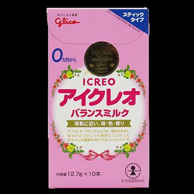 Glico Icreo số 0 (hộp giấy)
