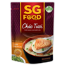 Cháo tươi SG Food - Cá hồi đậu hà lan 270g