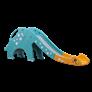 Cầu trượt bóng rổ hình khủng long cổ dài Toys House L-KL02