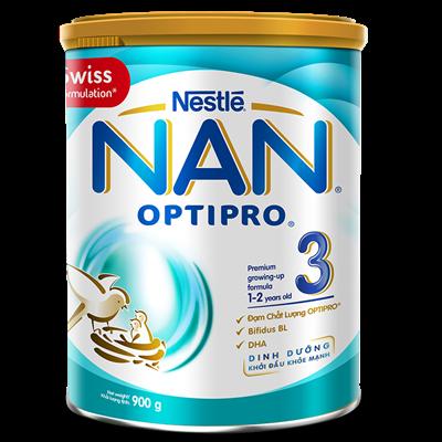 Sữa NAN Optipro số 3 - 900g (1-2 tuổi)