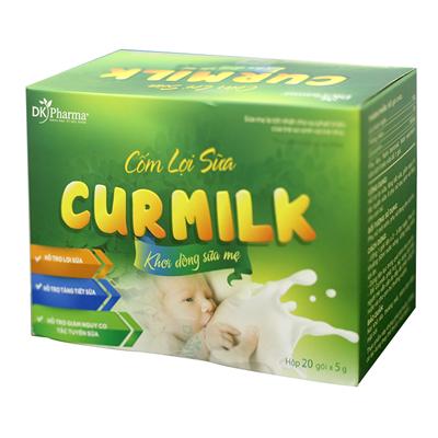 Cốm lợi sữa Curmilk (20 gói/hộp)