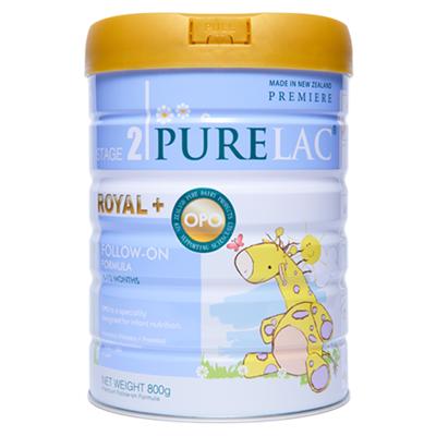 Sữa Purelac số 2 800g (6-12 tháng)