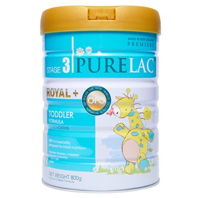 Sữa Purelac số 3 800g (12-36 tháng)