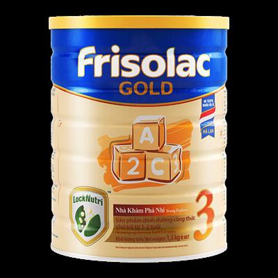 Sữa Frisolac Gold số 3 - 1,5kg
