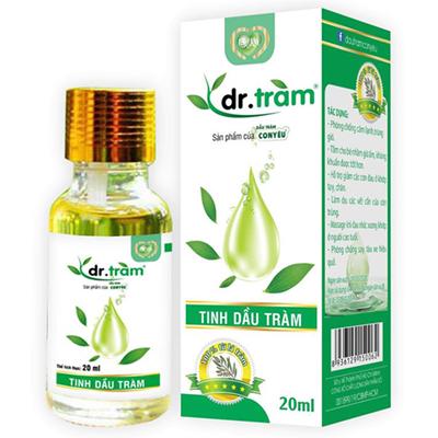 Tinh dầu tràm DrTràm 20ml