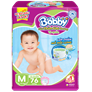 Tã - Bỉm quần Bobby trà xanh M76 (6-11kg)