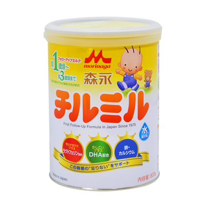 Sữa bột Morinaga số 9 - 800g (1-3 tuổi)